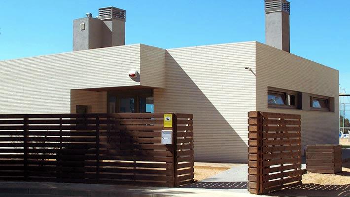 Exterior Club de Padel