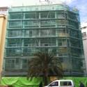 Reforma de hotel con aluminosis