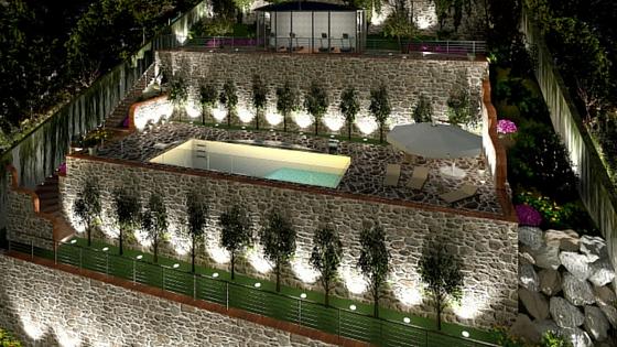 construcción de piscina grupo construcasa